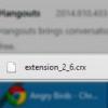 2 outils à télécharger directement les fichiers CRX de Chrome Web Store