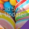 Mise à jour Android 5.0.1 de sucette pour être libéré pour Galaxy Note 4 et la note bord
