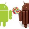 Sucette Android vs kitkat Android - devriez-vous mettre à jour sucette?