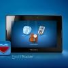 Tracker santé Blackberry aide à combattre le cancer