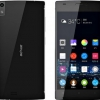 Gionee eLife S5.5 vs Samsung Galaxy méga 5.8 - fiche de pauvres dans un design attrayant