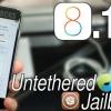 Dernière mise à jour sur Apple iOS 8.1.2 jailbreak