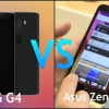 Asus zenfone 2 vs LG g4 - date de lancement, les caractéristiques, spécifications et prix