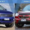 Chevrolet Colorado vs Ford Ranger: le pick-up épreuve de force!