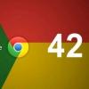 Google Chrome 42 accumulation 2.311.90 téléchargement - problèmes de bug a été résolu