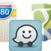 Waze vs Google maps télécharger gratuitement - des données et la comparaison de l'utilisation de la batterie