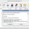 Comment désactiver Internet Download Manager vérification de mise à jour automatique