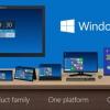 Windows 10 vs Windows 7 - ce qui a changé?