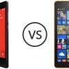Microsoft Lumia 532 vs les 1s Xiaomi de - d'entrée de gamme des smartphones comparaison