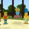 Minecraft Xbox One avec simpsons dlc en février 2015