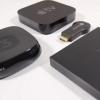 Apple TV vs vs Roku Chromecast - un espace en évolution rapide