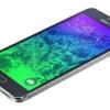 Samsung galaxy a7 vs Samsung Galaxy alpha - bataille des smartphones les plus fins par samsung