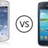 Samsung galaxy noyau vs les duos galaxy 2 - quel est le meilleur cette année?