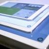Samsung Galaxy Note 12.2 vs pro Pro Tab 12.2 vs air Apple iPad - comparaison de la tablette en cours