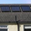 Eau chaude solaire: plus de l'électricité juste sauver