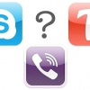 Viber vs vs Skype Hangouts Google vs tango - obtenir les meilleurs appels vidéo