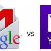 Une étude comparative de Gmail et Yahoo Mail