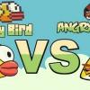 Les oiseaux en colère contre Flappy oiseau télécharger gratuitement - quel jeu offre un plus grand sentiment d'accomplissement?