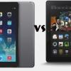 Apple ipad air vs amazon feu HDX 8.9 - peuvent Amazon défaite pomme?