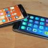 La mini-galaxie de Samsung vs Apple iPhone 6 - S6 mini est la réponse de Samsung à l'iPhone 4.7 pouces 6