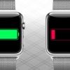 Pebble smartwatch vs. montre Apple - même génération, configuration différente