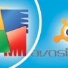 Avast vs vs 360 moy sécurité totale contre Avira - choisir le meilleur logiciel antimalware
