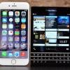 Passeport Blackberry vs Apple iPhone 6 - spécifications et les prix comparés