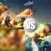 Boom plage vs Clash des clans de télécharger gratuitement - en visant un troisième succès retentissant