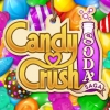 Candy Crush Saga vs bonbons écrasement de soude saga