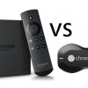 Chromecast vs Apple TV vs Amazon feu tv - meilleur dispositif de streaming pour vous