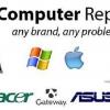 Réparation d'ordinateurs et de services de soutien de réseau