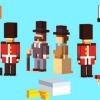 Téléchargement gratuit de route Crossy - déverrouiller les nouveaux personnages sans argent