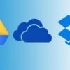 Dropbox vs Google Drive - premières sociétés de cloud computing, ce qui est mieux?