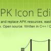 """Éditer facilement des fichiers apk, changement icône, le nom et la version - avec """"éditeur apk icône"""" pour les fenêtres"""