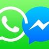 Facebook Messenger pour voler en solo - est WhatsApp en difficulté?