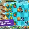 Grottes Frostbite partie 1 vient à Plants vs Zombies 2