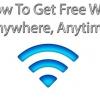 Obtenez connexion Wi-Fi partout où vous allez