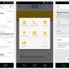 Gmail téléchargement de l'application avec un design haut et mise en page