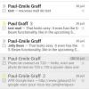Gmail pour Android mise à jour disponible pour le téléchargement - comment l'obtenir?