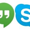 Hangouts vs Skype - qui les rend meilleur des appels voip?