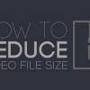 Comment puis-je réduire la taille d'un fichier vidéo 3gp?