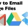 Comment compresser un fichier vidéo volumineux avant emailing il?