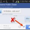 Comment désactiver le partage de localisation messager de Facebook sur Android et iOS