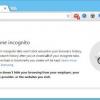 Comment faire pour exécuter une extension Chrome en mode incognito