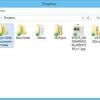 Comment synchroniser les documents dossier avec la sélection sur les fenêtres sans le déplacer