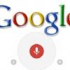 Comment utiliser la recherche vocale Google