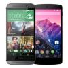 HTC One M8 vs Nexus 6 - comparaison des caractéristiques et prix
