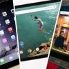 Air Ipad 2 vs Nexus 9 vs 8.4 de Galaxy Tab - les tablettes les plus populaires du marché