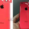 Iphone 6c fuite conception et la date de sortie