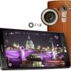 Un M9 de HTC vs Galaxy de Samsung S6 - qui téléphone a écran plus lumineux aux beaux jours?